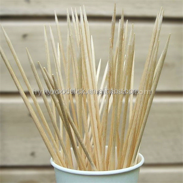 2016 Cheap Factory direct sale Bamboo Skewers For Snack