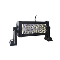 7.6 inch 36w 12 volt led light bar supply for off roading truck 4x4 SUV ATV UTV Agricultural machinery