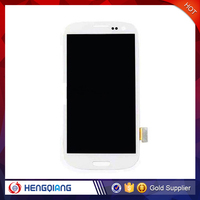 Factory wholesale lcd screen for samsung galaxy s3 , lcd display and touch screen for samsung galaxy s3 i9300