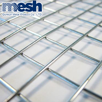 Cheap Galvanized Welded Wire Mesh Panel