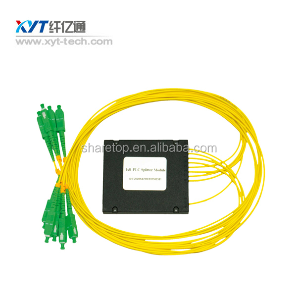 High quality plc modem 1*8 plc splitter chip