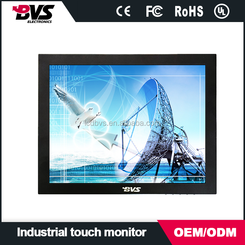 12inch TFT LCD Monitor Capacitive Touch Monitor for gaming