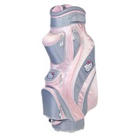 Hello Kitty Golf inchMix & Match inch Cart Bag Grey/Pink