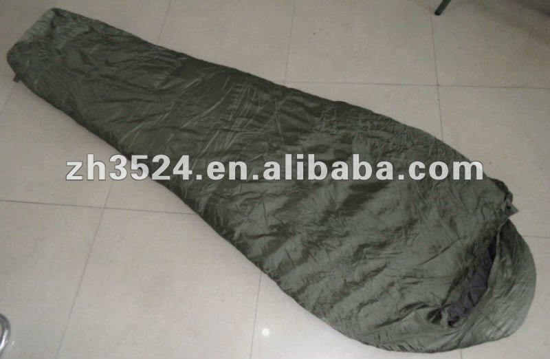 duck down mummy sleeping bag