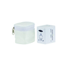 Promotional Dual USB Ports Universal World Travel Adapter