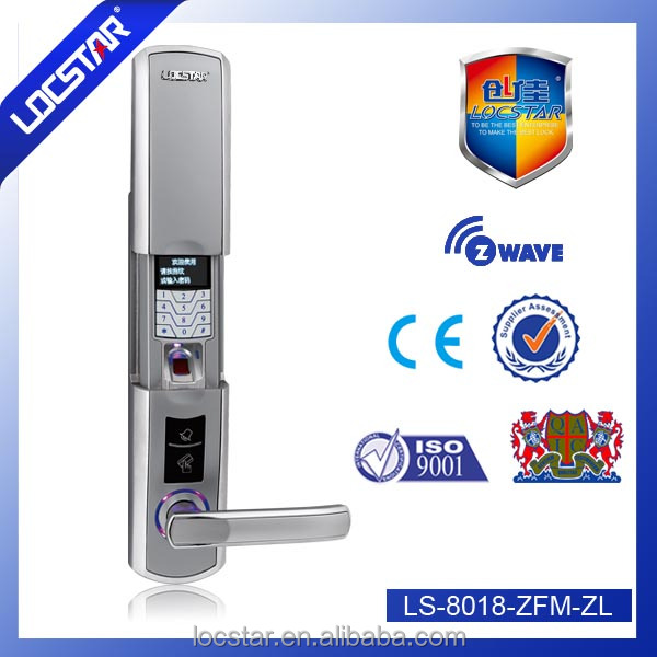 LS8018 Remote Control Electric Door Lock