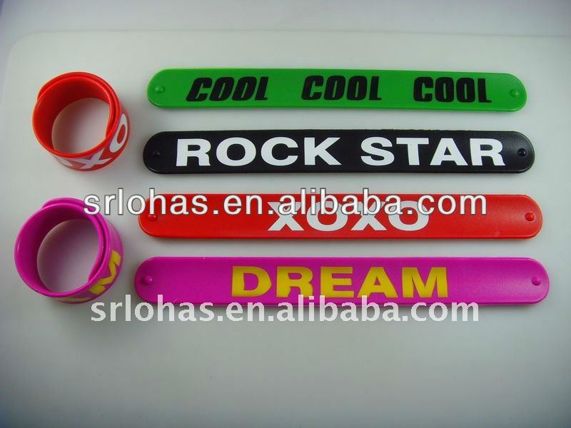 high quality china manufacture silicone bracelet oem
