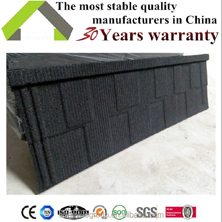 Easy install japanese roof tiles/insulated panels for roofing prices/stone coated steel roof sheet