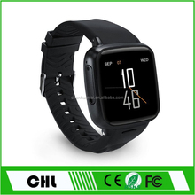 Ce Rohs Smart Watch Z1 Mtk 6572 Dual Core Android 5.1 3G GPS Hand Watch Mobile Phone Low Price