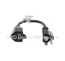 SAA UL approved USA 3 pin 250v electrical extension cords for home appliance