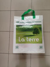 Eco-friendly cheap recycled china plastic pp woven shopping bag