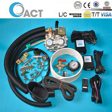 CNG/GNC conversion kit for single point injection kit