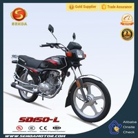 China Classic Cheap 150CC Motorcycle Street Bike for Sale Chongqing Motorcycle SD150-L