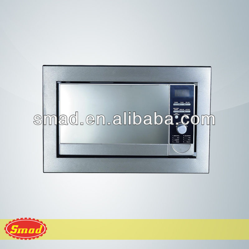 17L to 30L Built-in Microwave Oven with Mirror Door