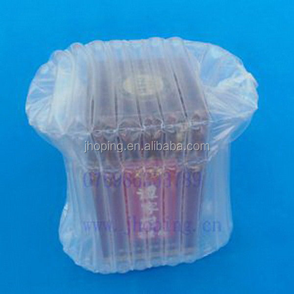 Newest professional air column bag for bottles manufacturer