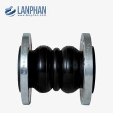 China Manufacture Flexible Coupling Galvanized Dismantling Hypalon Rubber Expansion Slide Type Pipe Expansion Joint