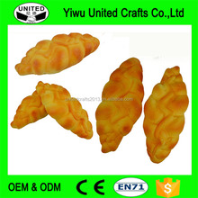 Customized artificial fake decoration Bread food