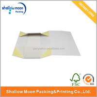 Customized Foldable Gift Paper Cosmetic Packaging