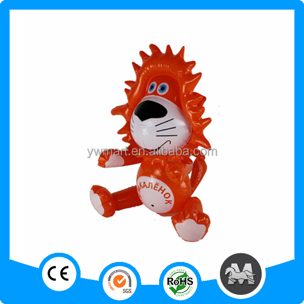 Factory Direct Sale Custom Made PVC Inflatable Lion
