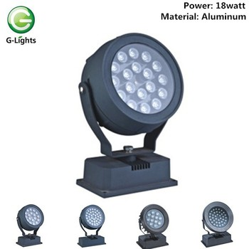 High lumen IP65 waterproof bridgelux led 36w flood light