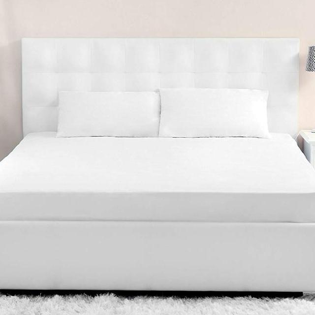 Hotel cotton quilted color hypoallergenic waterproof mattress protector - Jozy Mattress | Jozy.net