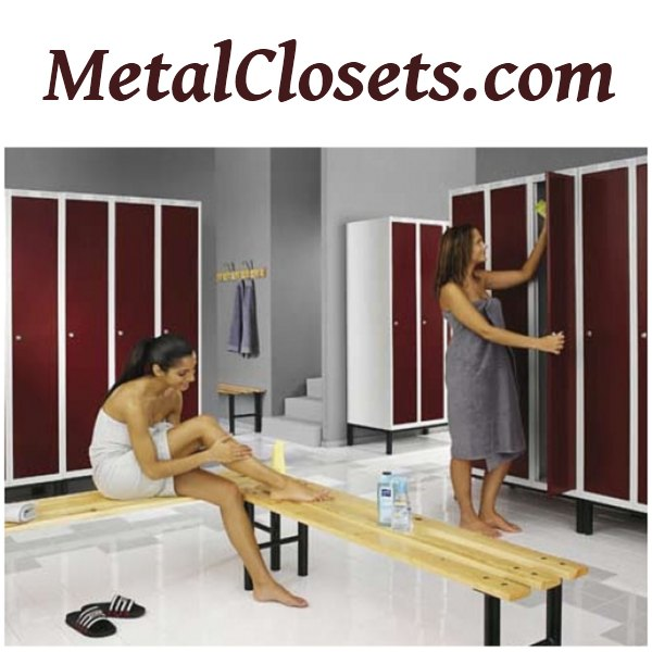 Premium web domain name: MetalClosets.com