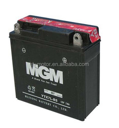 HT company motorcycle buy battery sizes
