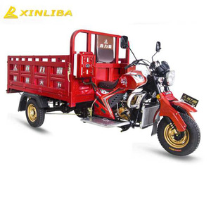 250cc china heavy duty manufacture adult cargo 3 wheel tricycle