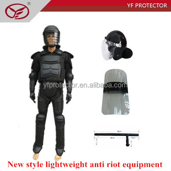 Manufacturer anti riot suit for military troop and police