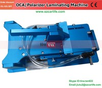 OCA Manual Lamination Laminator Machine For Cell Phone Touch Screen Glass Samsumg S6/S7 Edge Repairing