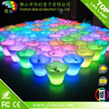Big LED Ice Buckets Colors Changing Furniture LED Ice Bucket Party Cooler