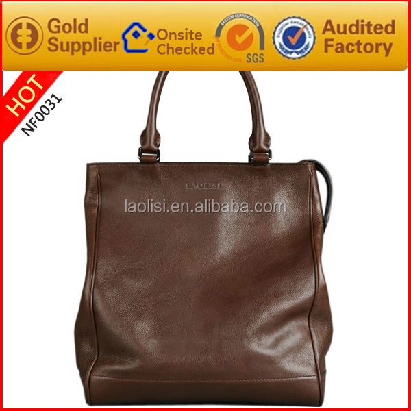 wholesale genuine leather high quality spain style leather bags made in china