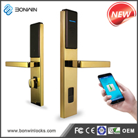 Remote Control Door Lock Mobile PC Remote Control Thin Door Lock System