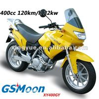Powerful china 400cc EEC street bike
