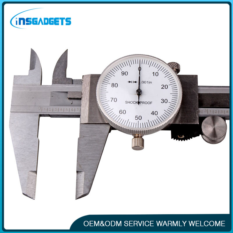 Stainless Steel 6 inch digital mechanical caliper
