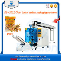 Health food canadian yellow peas flow packing machine Price
