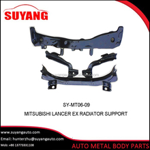 Aftermarket radiator support for Mitsubishi lancer ex body parts