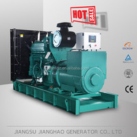 Electric starter,500kva diesel generator price with cummins engine