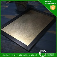 High quality din standard steel plate for bathroom