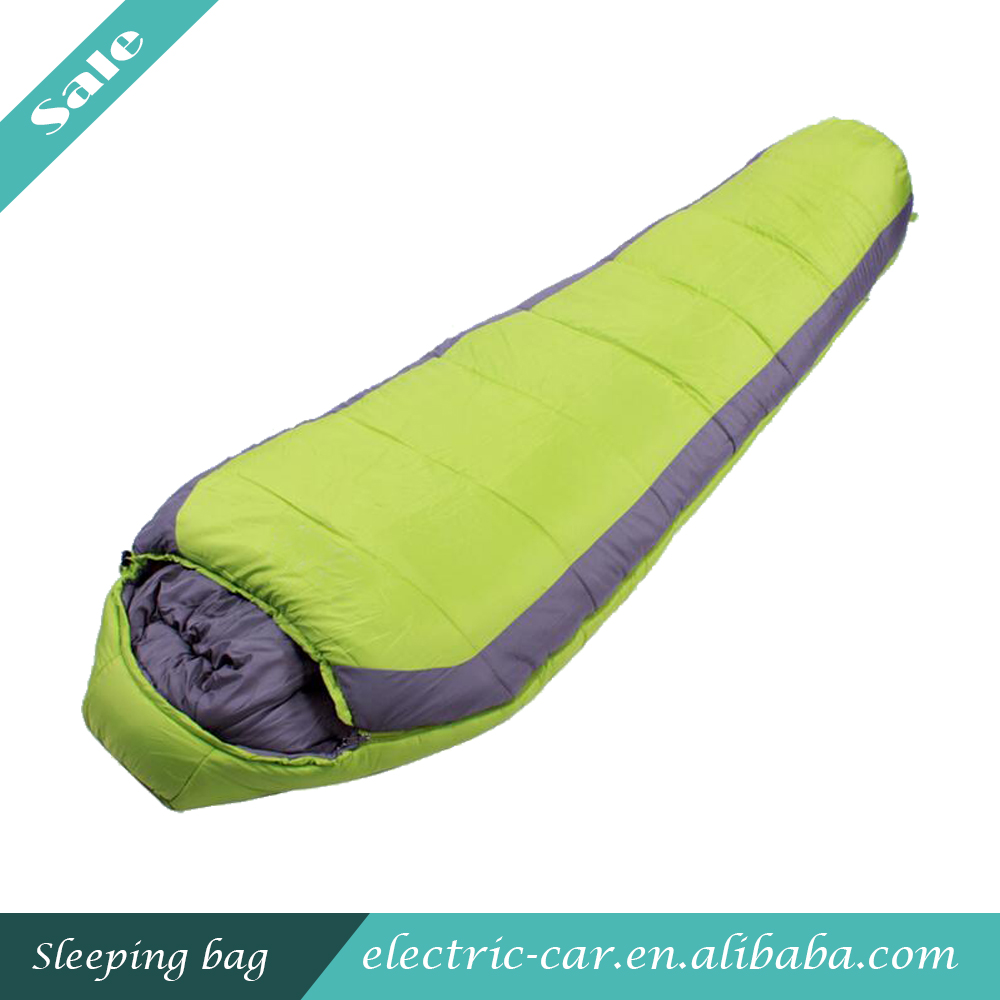 Outdoor Wholesale Mummy Duck Down Sleeping Bag for Adult