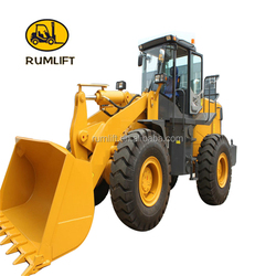 EPA and CE certificat wheel loader ZL50