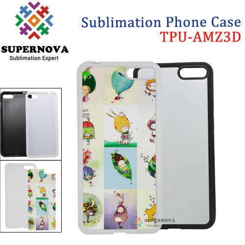 Sublimation Tpu Cell Phone Cover for Amazon Fire Phone 3D