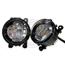 mitsubishi l200 led fog light car led fog lamp projector lens