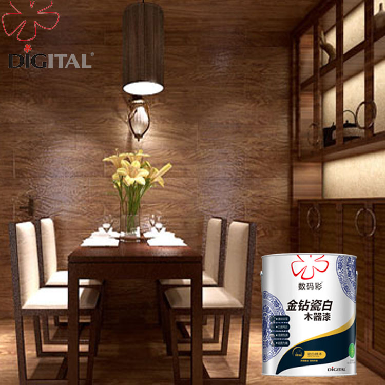 Good film flexibility white primer coating for furniture paint
