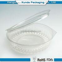 High Quality Cheap plastic cake slice box