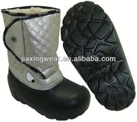 New Injection italian winter boots for outdoor and promotion,light and comforatable