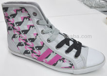 2012 fashion women casual shoes canvas shoes