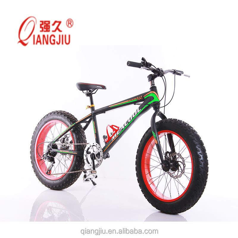 hot sale fat tire beach snowfield 20 inch bike bicycle