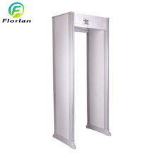 Hot Sale Waterproof Door Frame Metal Detector Price 33 Zones