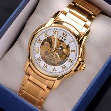 Stainless Steel Band Best Gold Custom Watch Manufacturer